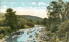 c1905 Boston & Albany Railroad B&A RR Series - Westfield River Postcard