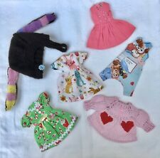 Blythe Doll Clothes Bundle,5 Outfits For Blythe