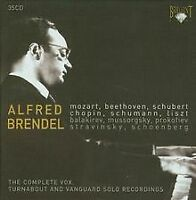 Alfred Brendel: The Complete Vox,Turnabout & Vanguard Solo... | CD | Zustand gut