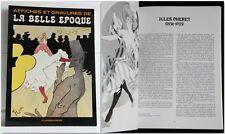 Victor Arwas AFFICHES ET GRAVURES DE LA BELLE EPOQUE Flammarion 1978