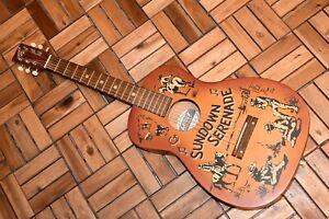 "Akustikgitarre Gretsch Americana G4500 ""Sundown Serenade"" - Sammlerstück"