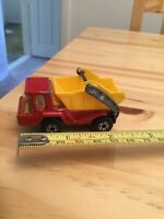 Lesney Matchbox Superfast Skip Truck No. 37. 1976. Very Nice Condition