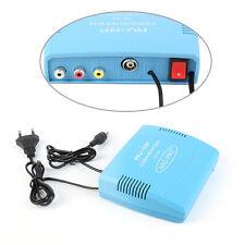 RF Modulator AV-RF AV to TV Input Type Coax Output Video Signal Converter SB-168