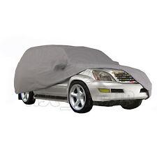 Cubierta impermeable del coche plata para SUZUKI SAMURAI MODELOS