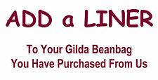 B E A N B A G - L I N E R, for G I L D A pre-purchases