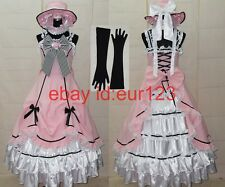 Black Butler Kuroshitsuji Ciel dress Cosplay Costume