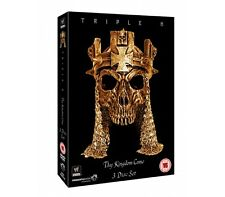 Official WWE Triple H : Thy Kingdom Come DVD - 3 disc