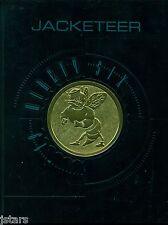 1996 ELIZABETH CITY MIDDLE SCHOOL YEARBOOK, THE JACKETEER, ELIZABETH CITY, NC