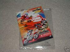 Daytona 200 Event Program 2005 Honda Bostrom Zemke