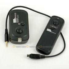 RW-221 Wireless Remote Shutter Release Cord for Olympus E-P5 E-PL5 OM-D EM10 EM1