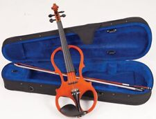 ANTONI ELECTRALIN ELECTRIC VIOLIN OUTFIT WITH CASE/BOW NEW!