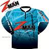 Zman Tournament Fishing Shirt ( Z-man ) BRAND NEW WITH TAGS Z Man