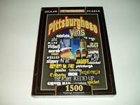1500 Pc Jigsaw Puzzle Pittsburghese