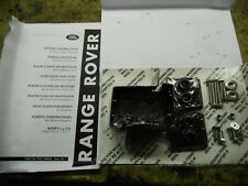 NEW GENUINE RANGE ROVER VOGUE LIGHT BUMPER BRACKET KIT VUU500030
