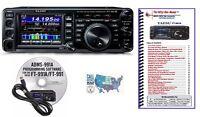 Yaesu FT-991A HF/VHF/UHF All Mode Transceiver - Radio and Accessory Bundle!!