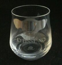 Baccarat Lead Crystal Chateau Tumbler Large Size for D'Usse XO Made in France