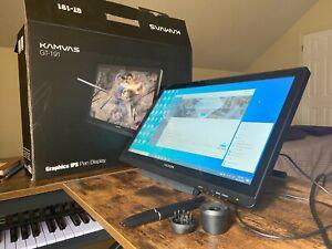 Huion Kamvas 20 Gt-191 19.5 Inch Drawing Tablet