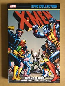 X-MEN EPIC COLLECTION TPB SECOND GENESIS- NEW UNREAD