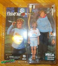 SDCC 2015 NECA FRIDAY THE 13TH PAMELA VOORHEES YOUNG JASON 35TH ANNIV FIGURE SET