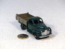 Atlas copie Dinky Toys 25M Studebaker camion benne basculante