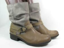 Bogs Carly Mid Waterproof Insulated Leather Boot Women size 9.5 Brown