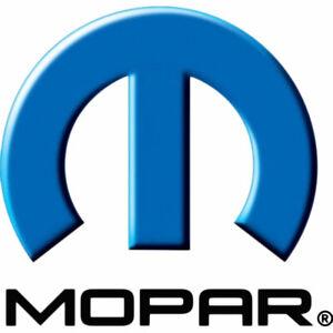 Mopar 52022390AC Hose Make Up Air