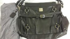 MICHE Luxe QUINCY Shell & Handles Chocolate Brown Fits Prima Base Purse