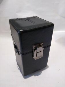 VIVITAR SERIES 1 LENS CASE  CASE 100mm X 65mm internal, suit canon Nikon lens