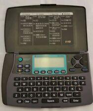 Texas Instruments Ps-3660i Pda Vintage Indiglo Electronic Organizer Nice Used