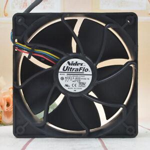 1pc NIDEC V12E12BS2B5 12V 3A 12cm 12038 Ant S7 S9 Violent Cooling Fan 6000Rpm
