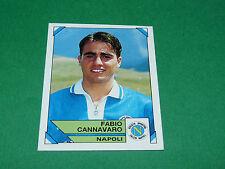 198 CANNAVARO ROOKIE NAPOLI PANINI FOOTBALL CALCIATORI 1993-1994 CALCIO ITALIA