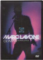 DVD MARC LAVOINE à l'olympia 2003
