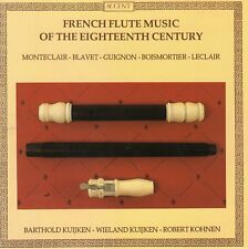 French Flute Music of the 18th Century / Kuijken · Kuijken · Kohnen