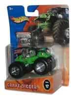 Hot Wheels Monster Jam (2004) Grave Digger Toy Truck #5