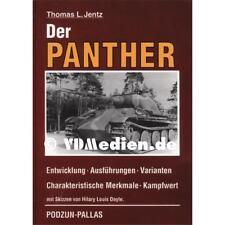 Der Panther - Entwicklung - Ausführungen - Varianten - Charakteristische Merkmal