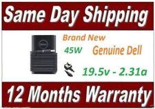 Adaptadores y cargadores Dell 45W para ordenadores portátiles