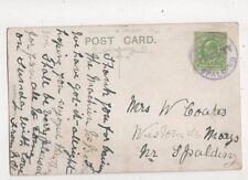 Mrs W Coates Weston St Marys Spalding 1911 438b