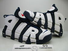 DS Nike Air More Uptempo NAVY OLYMPIC 8.5