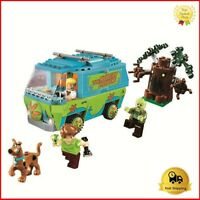 Scooby Doo the Mystery Machine Scooby Doo Scoob Building Blocks Toys Gift Kids