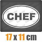 Chef csf0432 17 x 11 cm JDM Pegatina
