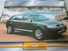 Dream Cars N Audi Allroad Quattro 1998