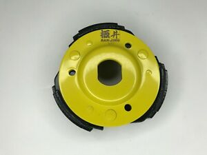 Scooter GY6 150cc High Performance Ban Jing Clutch Yellow