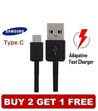 100% Genuine Samsung Galaxy S9 S8 Plus Type C USB-C Sync Charger Charging Cable