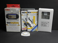 PSP Go!Explore GPS-Empfänger inkl. Software für Sony PSP