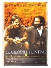 Good Will Hunting Fridge Magnet (2.5 x 3.5 inches) movie poster