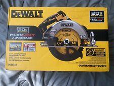 BRAND NEW IN BOX DeWalt DCS573B 20V MAX BL Li-Ion 7-1/4 in. Circular Saw SEALED
