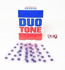 DUOTONE Advance Dental Plaque Disclosing Tablets x 250 per Box