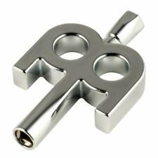 Meinl Kinetic Drum Tuning Key, Chrome Plated - drummers and drum techs - SB500