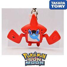 GASHAPON TOMY TAKARA Pokemon Sun and Moon Netsuke Mascot Cellphone Strap ROTOM