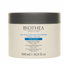Byothea Cellulite Gel with Cooling Effect, Cellulite Treatment, 500 ml
